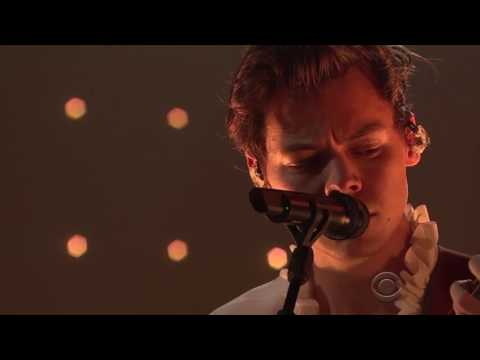 Harry Styles - Two Ghosts  on the Late Late Show With James Corden