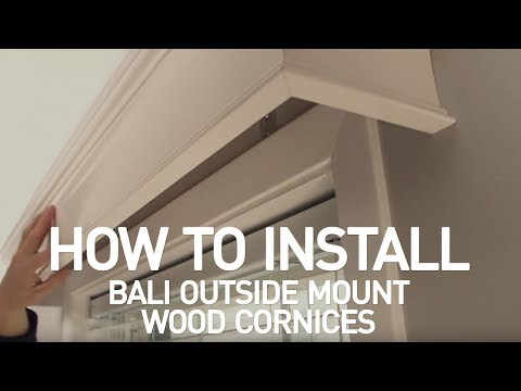 how-to-install-bali-wood-cornices---outside-mount