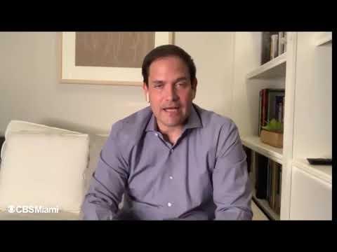 2020-07-16 - Senator Marco Rubio on UAPs
