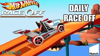 Hot Wheels Race Off - New Supercharged Daily Race Off