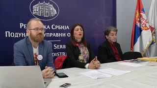 """Трибина """"Чија су наша деца?"""", Смедеревска Паланка"""