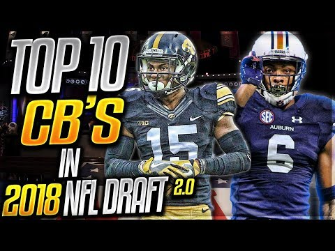 Is Denzel Ward Overrated? | Top 10 Cornerbacks In The 2018 NFL Draft