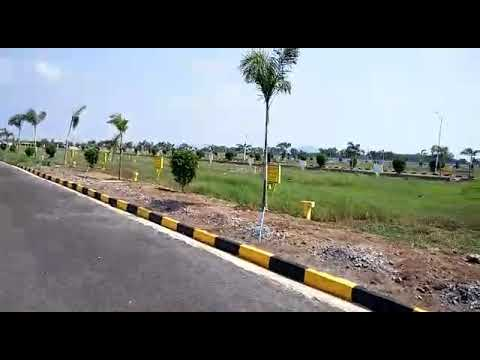 Amaravati AP new capital CRDA approved mega gated community venture 8096227889