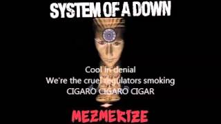 System Of A Down Mezmerize [FULL ALBUM] HD