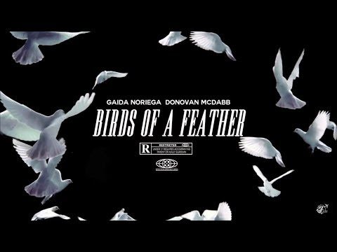 Gaida Noriega | BIRDS OF A FEATHER 🦅 Ft. Donovan McDabb • Shot By @Kendall_Mathis