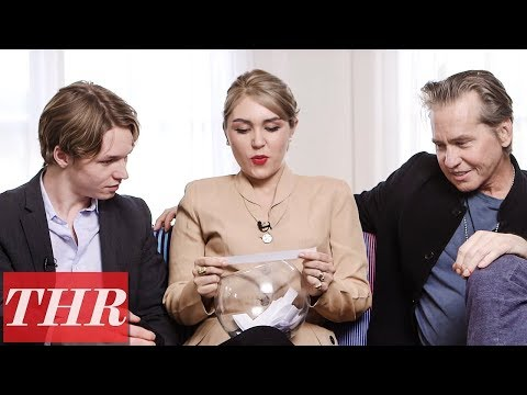 Val Kilmer & Children Jack & Mercedes Reveal How He's Changed After Battling Throat Cancer | THR