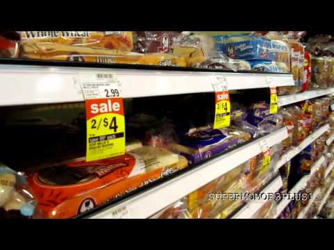 COUPON GROCERY HAUL ON THE GO 4/10/2015