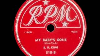 B B King - My Baby