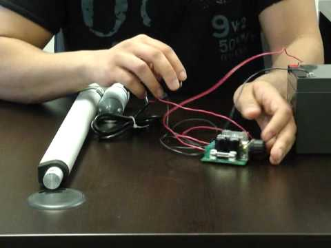 How to Wire a DC Speed Controller to Actuator: Full