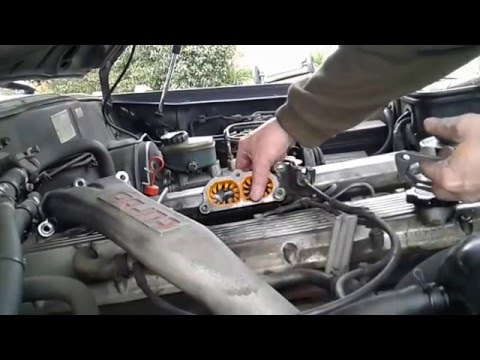 Essai Vortex gain de puissance  Nissan Juke et Toyota HDJ 80  1/3