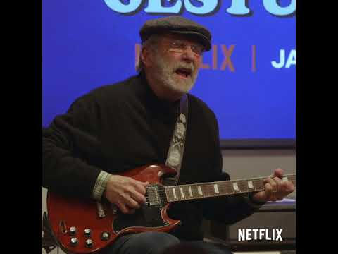 Martin Mull Sings  inspired by Netflix's