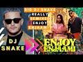 Gambar cover Enjoy Enjaami Remix ft. DJ Snake   Tamil   Dhee, Arivu, Santhosh Narayanan   World Day   VAP