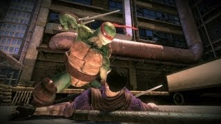 TMNT: Out of the Shadows - IGN Plays