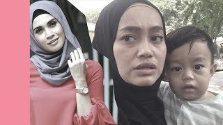 Madu Izreen Azminda Pasrah Rumah Tangga Bakal Runtuh
