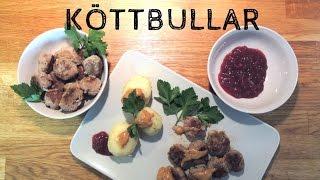 Шведская кухня: Köttbullar - Мясные фрикадельки