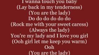 The Lady In My Life - Michael Jackson (Lyrics)