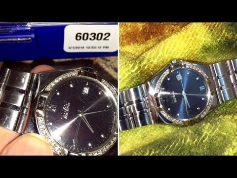 how to remove scratches from a watch or repair watch glass lens how to polish a watch youtube. Black Bedroom Furniture Sets. Home Design Ideas