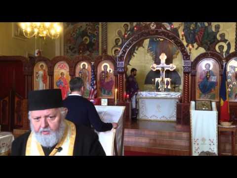 Sunday - Holy Scripture Readings - Romanian Orthodox Church (OCA)