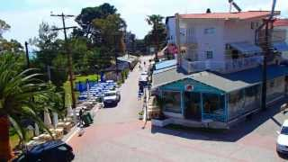 Греция. Полуостров Халкидики, Кассандра. городок Ханиоти, Гранд отель(, 2013-05-23T11:16:32.000Z)