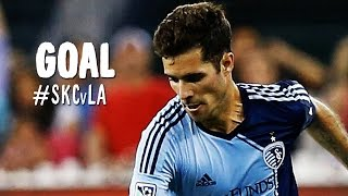 GOAL: Benny Feilhaber amazing free kick | Sporting Kansas City vs. LA Galaxy