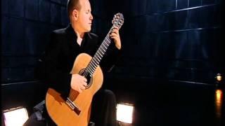 J.S. Bach Chaconne BWV 1004 Georg Gulyas guitar