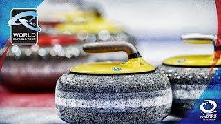 WCT: Quarter-final - Norberg (SWE) v Muirhead (SCO) - Stockholm Ladies Curling Cup 2018