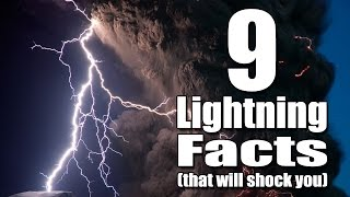 9 Lightning Facts (that will shock you)  ⚡