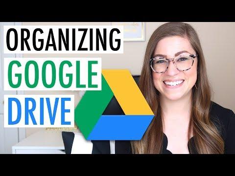 Digital File Organization For Teachers   EDTech Made Easy - ORGANIZING YOUR GOOGLE DRIVE