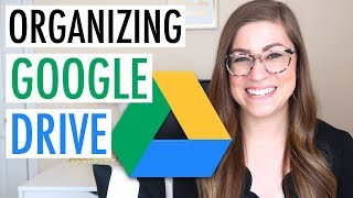 Digital File Organization for Teachers | EDTech Made Easy - ORGANIZING YOUR GOOGLE DRIVE