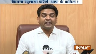Kapil Mishra revealed about Medicine, Ambulance and transfer scam in Kejriwal govt