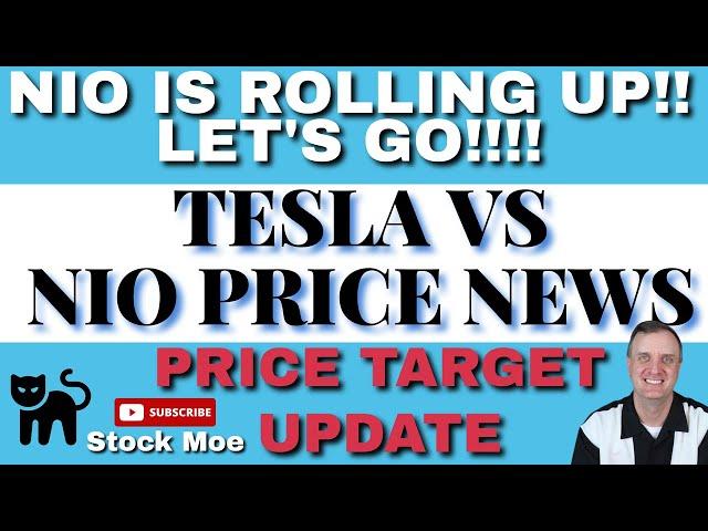 NIO BLOWING UP! NIO STOCK PRICE PREDICTION AND TESLA STOCK PRICE PREDICTION UPDATES WITH BEST STOCKS
