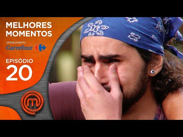 MASTERCHEF BRASIL EM 3 MINUTOS | EP 20 | TEMP 05