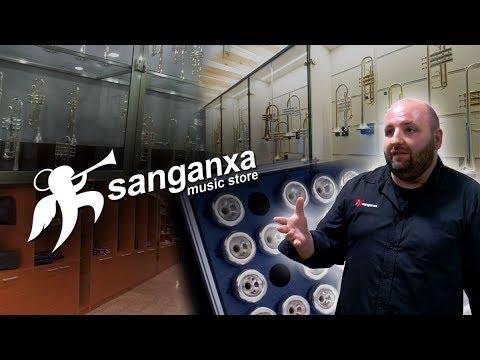 Sanganxa Music Store - Trailer #1