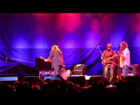 Warren Haynes at Delfest 2011