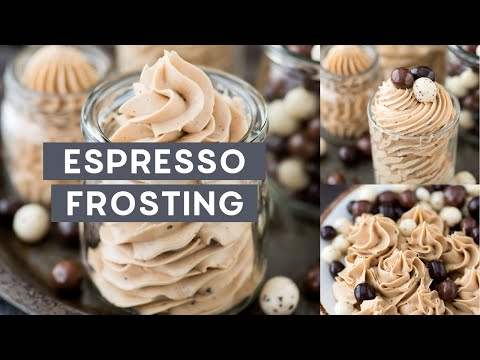 Espresso Buttercream