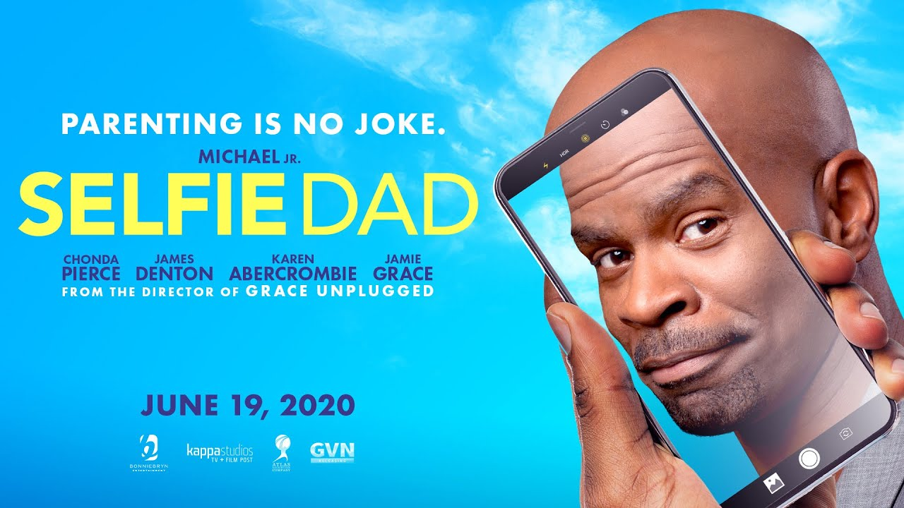 "Michael Jr. Encourages Men to Find Comfort and Strength in the Bible as He Prepares to Release New Movie ""Selfie Dad"""