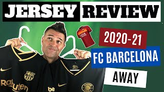 This video showcases the new nike 2020-21 fc barcelona away jersey. you will learn more details about jersey and even seen other jerseys. enjoy watc...