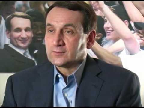 Mike Krzyzewski: How can all of us together be one?