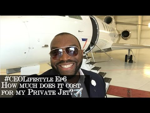 How Much Does It Cost For My Private Jet? ✈️ #CEOLifestyle E