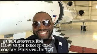 How Much Does It Cost For My Private Jet? ✈️ #CEOLifestyle Ep6