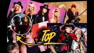 🎸 TOP 5 de Bandas de ROCK favoritas 🤟   Armando R.