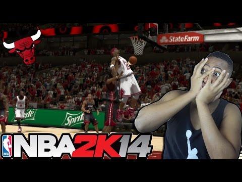 Dios mio!! | NBA 2k14
