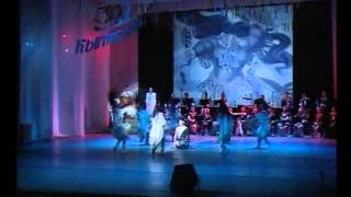 Kytalyk Folk Dance Ensemble (Yakutia, Russia)