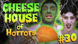 We Tried a Cheese Covered in Mites! - Halloween Episode (Mimolette) - #30
