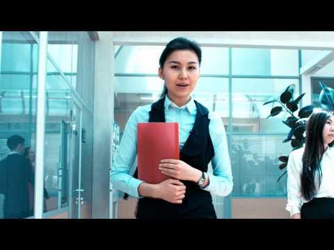 Рекламный видеоролик Магистратуры Национального Банка РК (RUS)