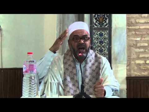 بورك لأمتي في بكورها جامع أبي زمعة القيروان كلمة الشيخ لطفي عمارة الأحد 08-11-2015