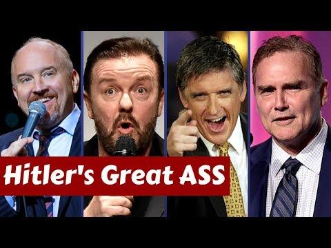 Funniest Jokes On Hitler   Louis CK   Ricky Gervais   Norm MacDonald