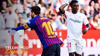 Por qué Messi es lo peor que le ha pasado al Sevilla | Telemundo Deportes