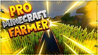 How To Become A Professional Minecraft Farmer 101