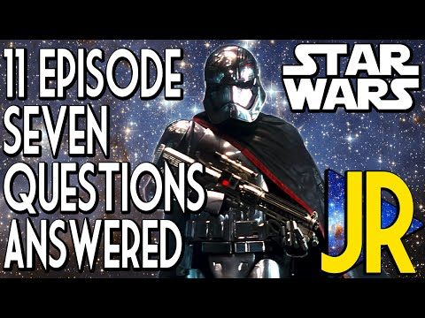 11 Questions Answered: The Force Awakens - Pinewood Studios